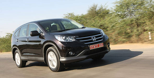 2013 Honda CR-V in India first drive