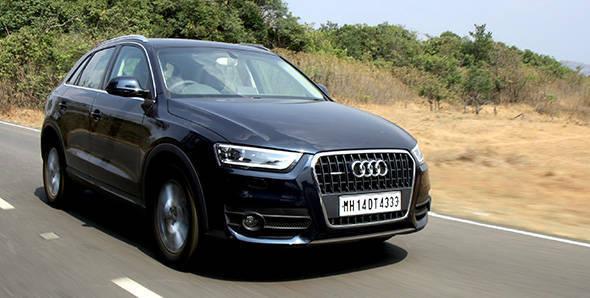 Exclusive! 2013 Audi Q3 2.0 TFSI in India road test
