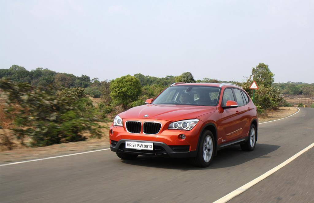 Exclusive! 2013 BMW sDrive20d in India road test