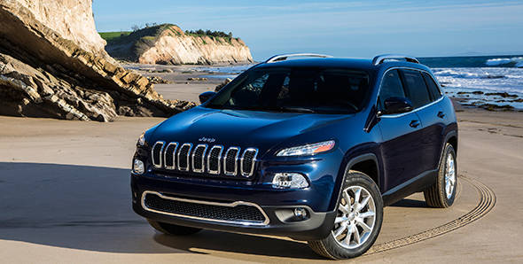 Unveiled – 2014 Jeep Cherokee
