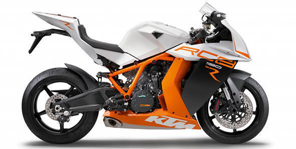 KTM showcasing RC8 in India at showrooms soon
