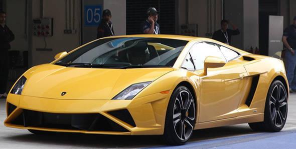 Launched: 2013 Lamborghini LP 560-4 and LP 570-4 Edizione Tecnica in India