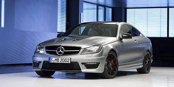Unveiled – 2014 Mercedes C63 AMG Edition 507