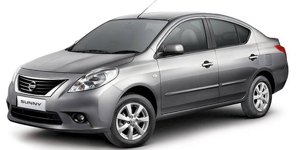 Nissan launches special edition Sunny in India