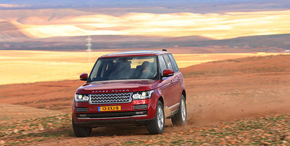 2014 Range Rover to be available with a base V6 engine