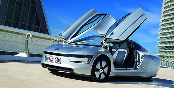 Production-ready Volkswagen XL 1 coming to Geneva