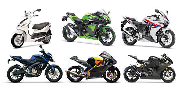 New bikes for 2013 in India