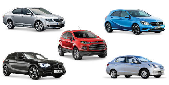 New cars for 2013 in India