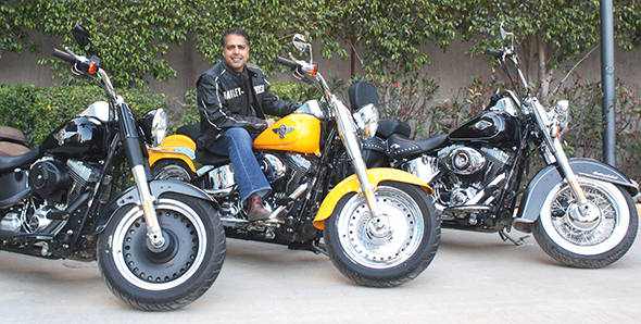 Harley-Davidson India starts assembly of three more models
