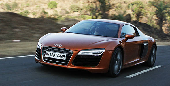 Audi R V Plus Price Mileage Reviews Specification - Audi car r8 price in india