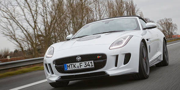 2013 Geneva Auto Show: JLR announces more investment in UK plant