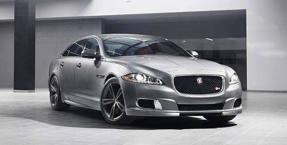 Unveiled – 2013 Jaguar XJR