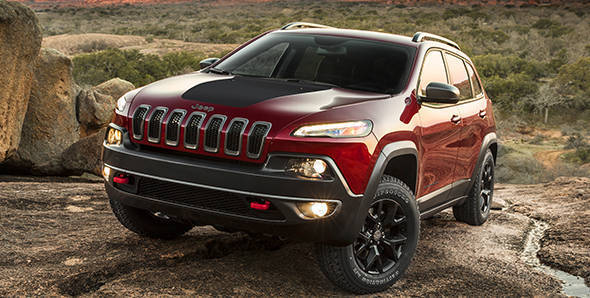 2013 New York Auto Show – Jeep Cherokee 2014