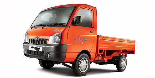 Launched: Mahindra Maxximo Plus in India at Rs 3.49 lakh