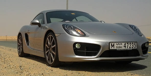 2013 Porsche Cayman first drive
