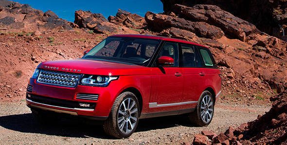 Launched: 2013 Range Rover 3.0-litre TDV6 in India