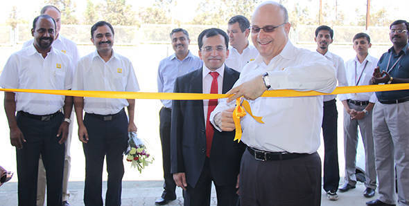 Renault inaugurates new IPC warehouse in Pune