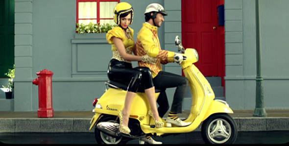 Vespa to remain a premium scooter