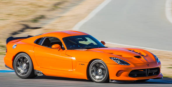 Unveiled – 2014 SRT Viper Time Attack