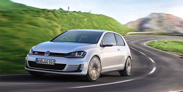 Volkswagen GTI set for Geneva debut