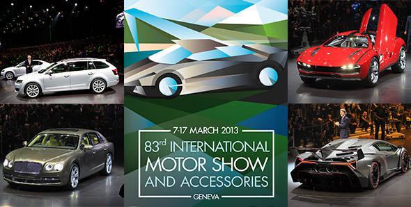 2013 Geneva Motor Show roundup