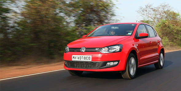 2013 Volkswagen Polo GT TSI in India first drive