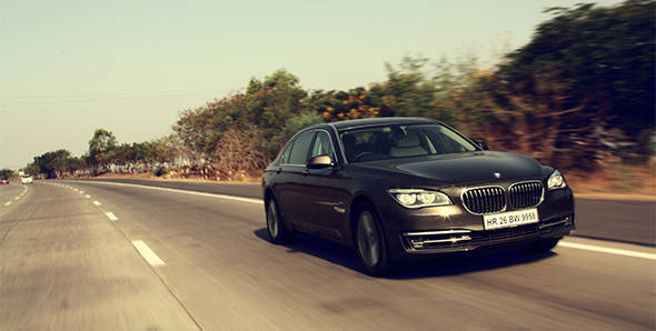 2013 BMW 730Ld in India road test