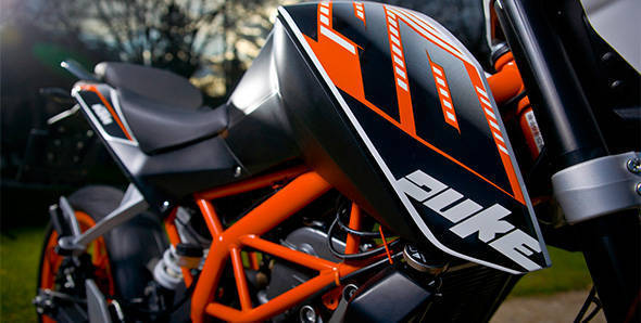 Top 5 things you should know about the KTM 390 Duke
