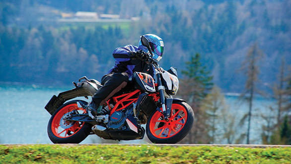 2013 KTM 390 Duke