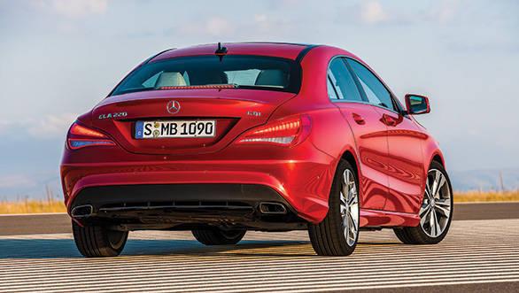 2014 Mercedes CLA