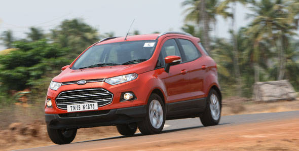 The 2013 Ford EcoSport EcoBoost