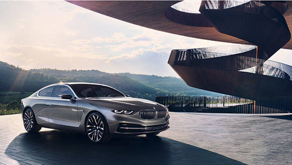 BMW Pininfarina Gran Lusso Coupe unveiled