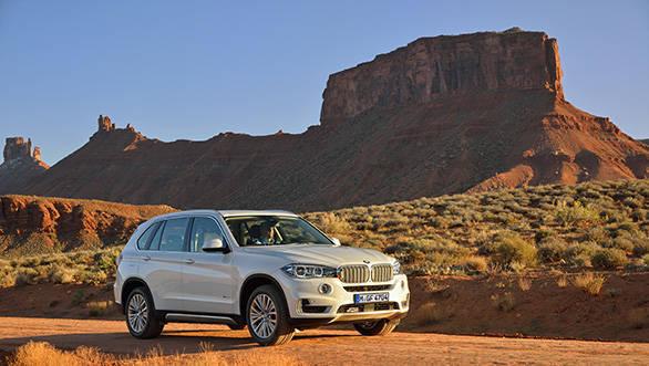 2014 BMW X5 unveiled
