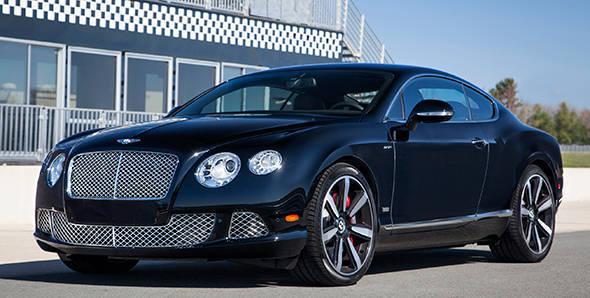 Bentley unveils Continental, Mulsanne Le Mans limited edition models