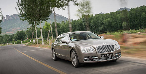 2014 Bentley Flying Spur first drive