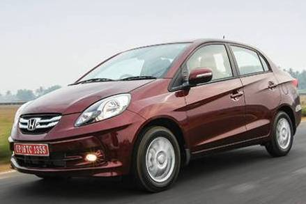 2013 Honda Amaze i-DTEC in India road test