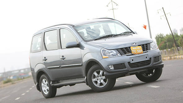 2013 Mahindra Xylo H9 driven