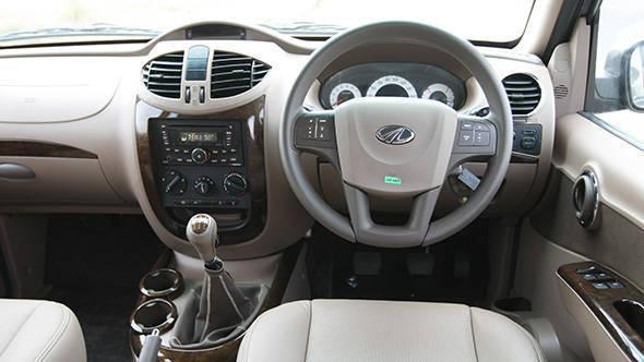 2013 Mahindra Xylo E9 interiors