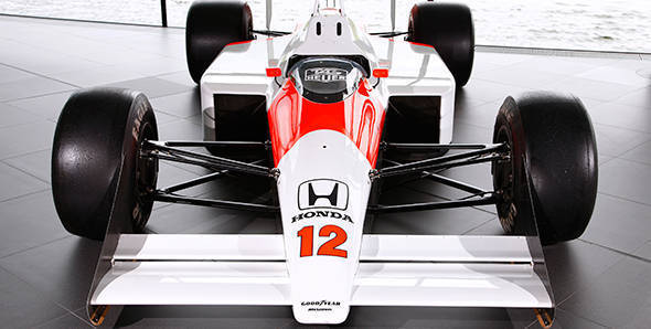 Honda will supply F1 engines to McLaren starting 2015