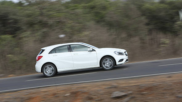 2013 Mercedes A-Class A180 in India