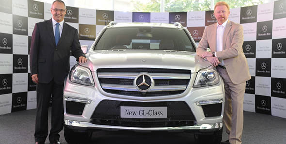 2013 Mercedes-Benz GL 350 CDI goes on sale in India for Rs 77.50 lakh