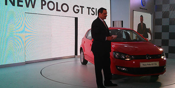 Polo GT TSI launch