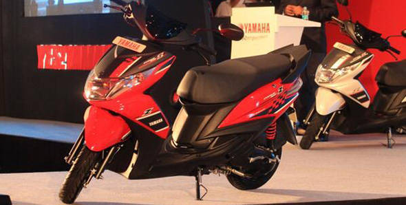 Yamaha launches new Ray Z and SZ-RR in India