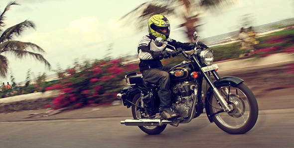 2013 Royal Enfield Bullet 500