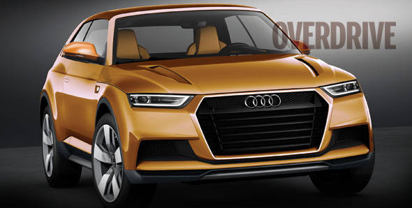 Audi's major SUV onslaught plans revealed
