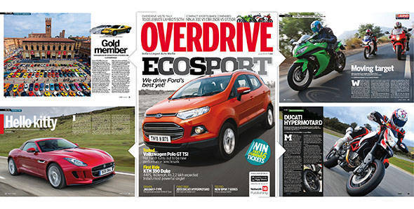 June 2013 issue of OVERDRIVE