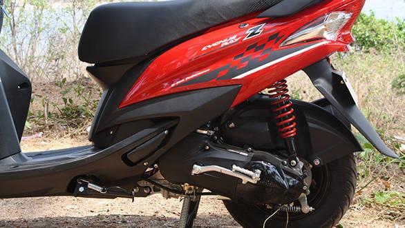 Yamaha-Ray-Z-engine