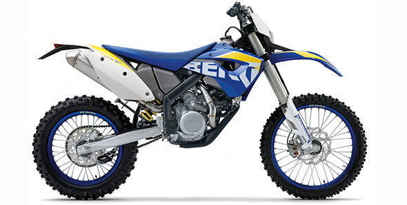 Husqvarna and Husaberg join forces