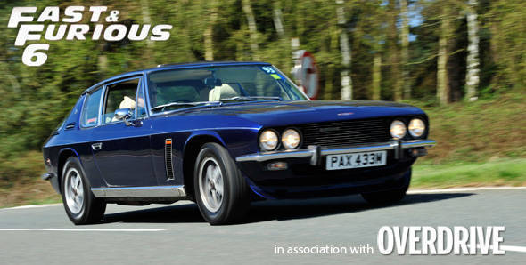 The story of the Jensen Interceptor and why it's in Fast and Furious 6