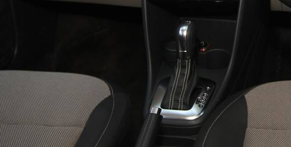 What's special about the DSG gearbox on the Polo GT TSI